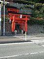 Tateishi Inari Shrine in Shimonoseki, Yamaguchi.jpg