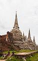 Templo Phra Si Sanphet, Ayutthaya, Tailandia, 2013-08-23, DD 07.jpg