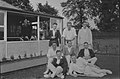 Tennis Party at Malden,1926 (4166028159).jpg
