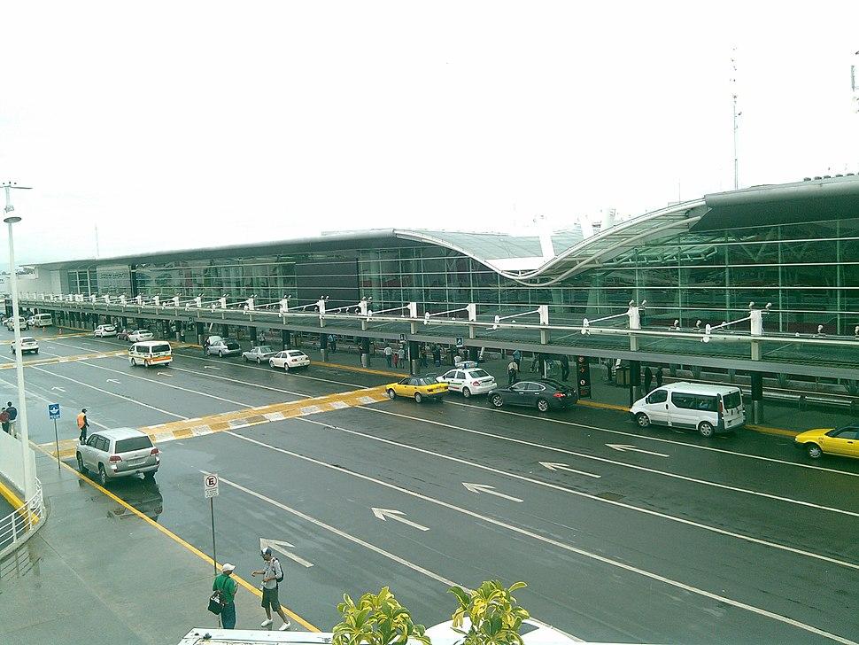 Terminal 1 Guadalajara Intl