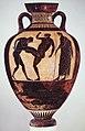 Terracotta Panathenaic prize amphora MET GR150.jpg