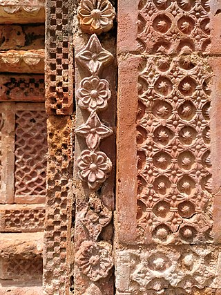 Terracotta on Chhota Govinda Mandir 07.jpg