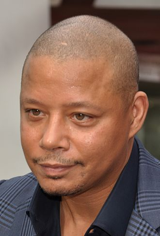 Terrence Howard - Howard at the 2015 Monte-Carlo Television Festival.