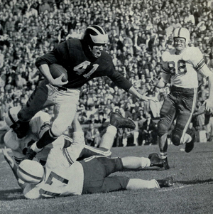 Terry Barr - Barr vs. Indiana, 1955
