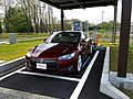 TeslaModelS Signature Japan CHAdeMO1.jpg