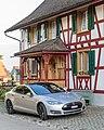 Tesla Model S in Switzerland.jpg