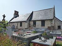 Thérouanne (Pas-de-Calais, Fr) église de Nielles (02).JPG