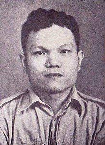 Thakin Than Tun Burmese politician