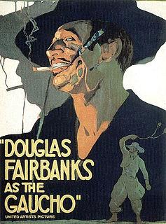<i>The Gaucho</i> 1927 film by F. Richard Jones