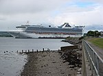 The 'Grand Princess' docked at Invergordon - geograph.org.uk - 846674.jpg
