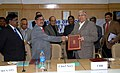 The Chairman, Railway Board, Shri Vinay Mittal and the Chief Secretary, Government of Jharkhand.jpg