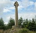 The Corbett of Rowallan Monument, Kingswell, Fenwick, Scotland.jpg