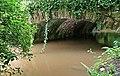 The Crawfordsburn in flood (1) - geograph.org.uk - 904432.jpg