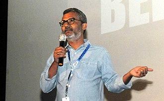 Nitesh Tiwari - Nitesh Tiwari at 48th International Film Festival of India in 2017