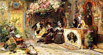 Luis Álvarez Catalá - Image: The Flower Shop by Luis Álvarez Catalá