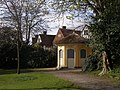 The Hermitage Gazebo, Manor Gardens Eastbourne, East Sussex - geograph.org.uk - 749091.jpg
