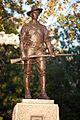 The Hiker at Texas State Capitol, Austin.jpg