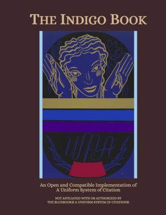 Bluebook - Indigo Book cover