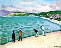 The Jetty, Sainte-Adresse Albert Marquet (1905-1906).jpg