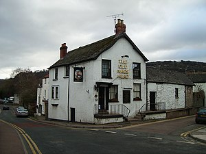 Old Nag's Head, Monmouth - The Old Nag's Head