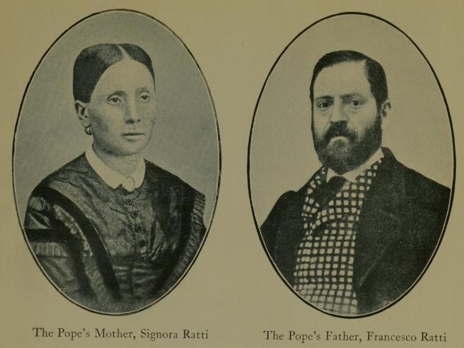 The Papal Parentage