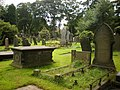 The Parish Church of St Stephen, Lindley, Graveyard - geograph.org.uk - 1468203.jpg