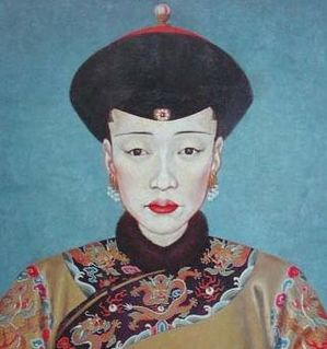 Dowager Noble Consort Wan Consort of the Qianlong Emperor of the Qing dynasty
