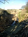 The Powmillon at Hapton Crags bridge - geograph.org.uk - 328444.jpg