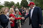 The President and First Lady Return from Ireland (48051657197).jpg