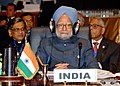 The Prime Minister, Dr. Manmohan Singh at the opening session of the 15th NAM Summit, at Sharm El Sheikh, Egypt, on July 15, 2009.jpg