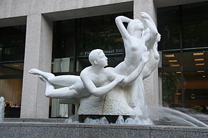 The Quest sculpture in Portland, Oregon, U.S..jpg