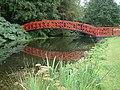 The Red Bridge - geograph.org.uk - 238986.jpg