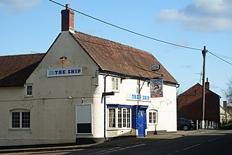 Bishops Sutton - Image: The Ship, Bishop's Sutton, Hampshire geograph.org.uk 1746355