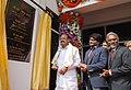 The Union Minister for Urban Development, Housing and Urban Poverty Alleviation and Parliamentary Affairs, Shri M. Venkaiah Naidu inaugurating the HUDCO Bhawan, at Salt Lake.jpg