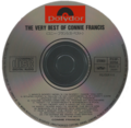 The Very Best of Connie Francis by Connie Francis.png