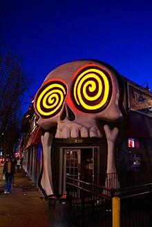 Cool Restaurants Downtown