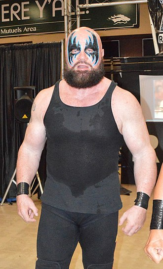 The Warlord (wrestler) - Image: The Warlord 2016