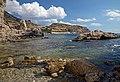 The coast near Stegna 5. Rhodes, Greece.jpg