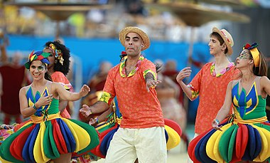 The opening ceremony of the FIFA World Cup 2014 46.jpg