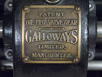 W & J Galloway & Sons - Image: Thinktank Birmingham object 1956S00658(3)