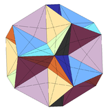 Third stellation of icosahedron