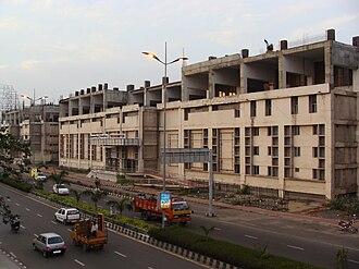 Thiruvanmiyur - Thiruvanmiyur MRTS station