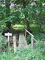 This is a private path - geograph.org.uk - 1405697.jpg