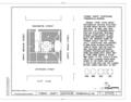 Thomas County Courthouse, Broad Street, Thomasville, Thomas County, GA HABS GA,138-THOVI,1- (sheet 1 of 8).png
