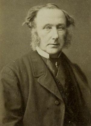 Thomas Douglas Forsyth - Photo of Forsyth, circa 1870
