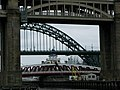 Three Tyne Bridges - geograph.org.uk - 857869.jpg