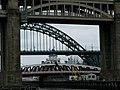 Three Tyne Bridges - geograph.org.uk - 857869.jpg