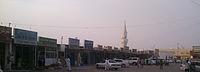 Thuwal shops at evening.jpg