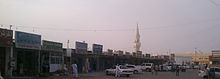 Thuwal shops at evening.jpg