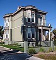 Tilden House, 970 Elizabeth St., Alviso Historic District, Alviso, CA.JPG